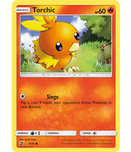 Pokemon Torchic - S&M DraMaj 4/70