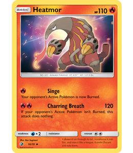 Pokemon Heatmor - S&M DraMaj 10/70
