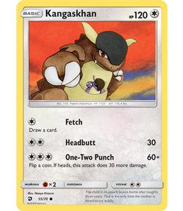 Pokemon Kangaskhan - S&M DraMaj 55/70 - Reverse