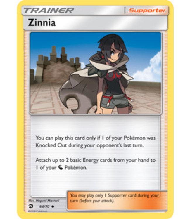 Pokemon Zinnia - S&M DraMaj 64/70