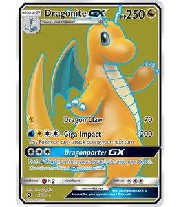 Pokemon Dragonite GX - S&M DraMaj 67/70