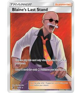 Pokemon Blaine's Last Stand - S&M DraMaj 69/70