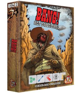 White Goblin Games Bang! Het dobbelspel NL