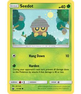 Pokemon Seedot - S&M CeSt 11/168