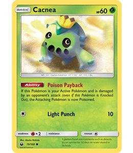 Pokemon Cacnea - S&M CeSt 19/168