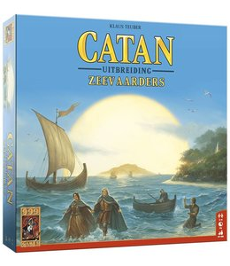 999 Games Catan: De Zeevaarders - Bordspel