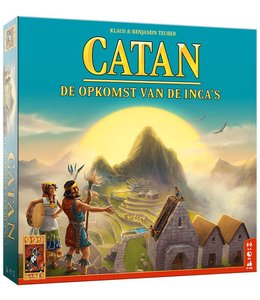 999 Games Catan: De Opkomst van de Incas - Bordspel