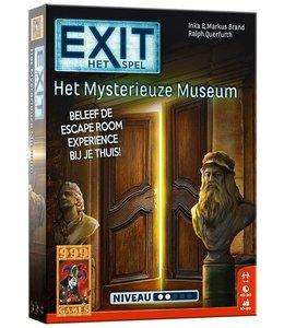 999 Games EXIT - Het Mysterieuze Museum - Breinbreker