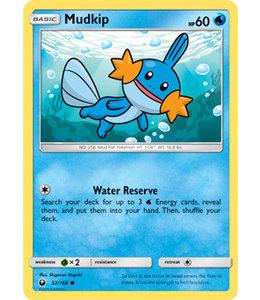 Pokemon Mudkip - S&M CeSt 32/168 - Reverse
