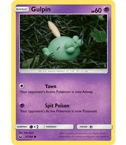 Pokemon Gulpin - S&M CeSt 57/168 - Reverse