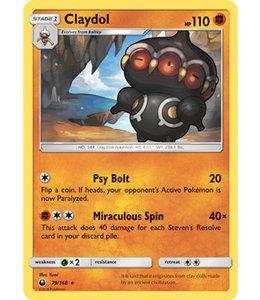 Pokemon Claydol - S&M CeSt 79/168