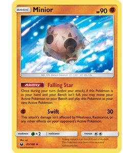 Pokemon Minior - S&M CeSt 83/168