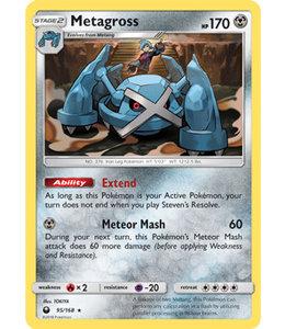 Pokemon Metagross - S&M CeSt 95/168