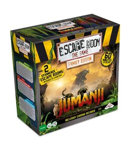 Identity Games Escape Room The Game - Jumanji Familie Editie