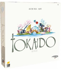 Fun Forge Tokaido 5th Anniversary Edition NL