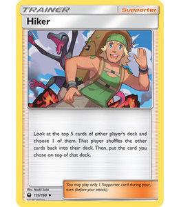 Pokemon Hiker - S&M CeSt 133/168 - Reverse