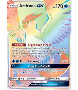 Pokemon Articuno GX - S&M CeSt 171/168