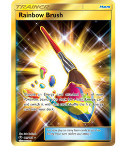 Pokemon Rainbow Brush - S&M CeSt 182/168