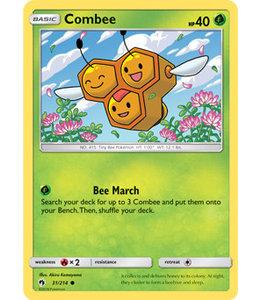 Pokemon Combee - S&M LoThu - 31/214 - Reverse