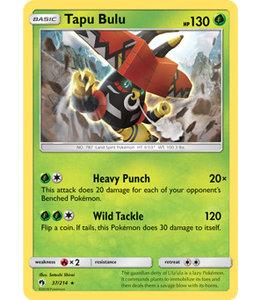 Pokemon Tapu Bulu - S&M LoThu - 37/214 - Reverse
