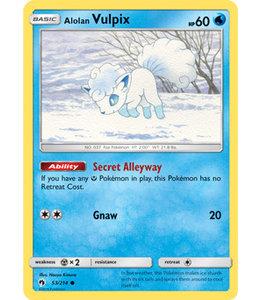Pokemon Alolan Vulpix - S&M LoThu - 53/214