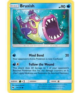 Pokemon Bruxish - S&M LoThu - 70/214 - Reverse