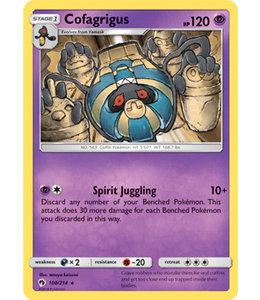 Pokemon Cofagrigus - S&M LoThu - 100/214 - Reverse