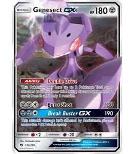 Pokemon Genesect GX - S&M LoThu - 130/214