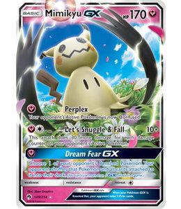 Pokemon Mimikyu GX - S&M LoThu - 149/214
