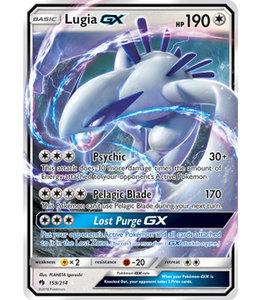 Pokemon Lugia GX - S&M LoThu - 159/214