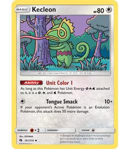 Pokemon Kecleon - S&M LoThu - 161/214