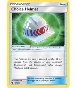Pokemon Choice Helmet - S&M LoThu - 169/214