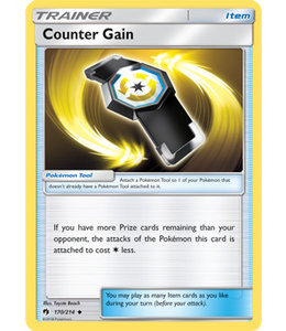 Pokemon Counter Gain - S&M LoThu - 170/214