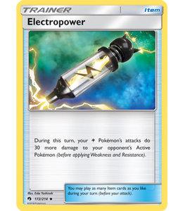 Pokemon Electropower - S&M LoThu - 172/214