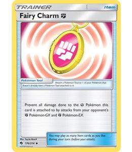 Pokemon Fairy Charm F - S&M LoThu - 176/214 - Reverse