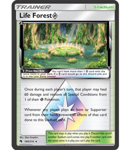 Pokemon Life ForestPrism Star - S&M LoThu - 180/214
