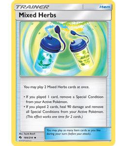 Pokemon Mixed Herbs - S&M LoThu - 184/214