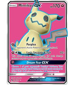 Pokemon Mimikyu GX - S&M LoThu - 206/214
