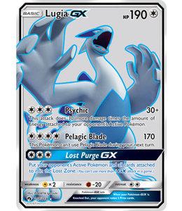 Pokemon Lugia GX - S&M LoThu - 207/214