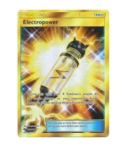 Pokemon Electropower - S&M LoThu - 232/214