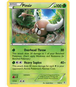 Pokemon Pinsir - Generations - 9/83