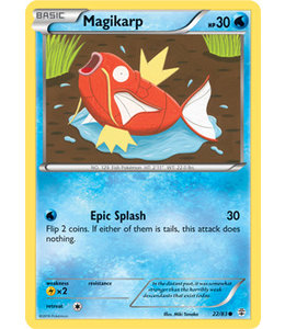 Pokemon Magikarp - Generations - 22/83