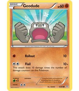 Pokemon Geodude - Generations - 43/83 - Reverse