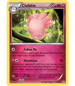 Pokemon Clefable - Generations - 51/83