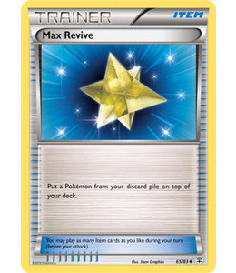 Pokemon Max Revive - Generations - 65/83