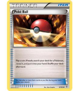 Pokemon Poke Ball - Generations - 67/83 - Reverse