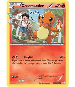 Pokemon Charmander - Generations - RC3/RC32