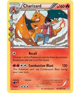 Pokemon Charizard - Generations - RC5/RC32