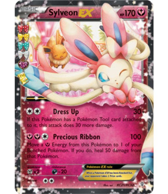 Pokemon Sylveon EX - Generations - RC21/RC32