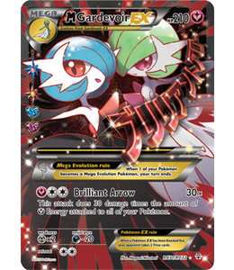 Pokemon Mega Gardevoir EX - Generations - RC31/RC32